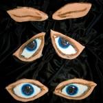 Hand Eyes - Foamcore