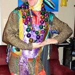 MC of Mardi Gras