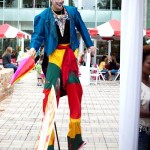 Tall Clown