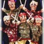 Hindu Dancers