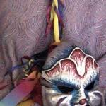 Cirque Clown - Paper Mache