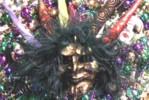 Mardi Gras - Paper Mache