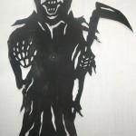 Grim Reaper - Halloween Show
