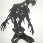 Legless Zombie - Halloween Show
