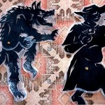 A Wolf and Maurice - Beauty and the Beast