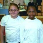 Alexis Fudo & Danielle MeCrae of Bruns Elementary