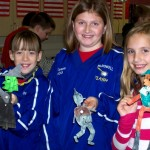 Wizard of Oz Shadow Puppets at McDowell Elementary