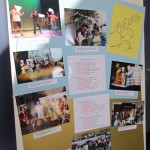 Bulletin Board of Performers for Super Saturday