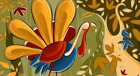 thanksgiving-desk