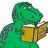 Dinosaur-with-Book